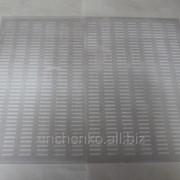 Решетка разделительная (тонкая) 380х475 на 10-ти рамочный улей Чехия фото
