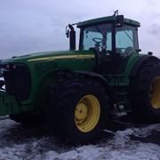 Трактор колесный JOHN DEERE - 8520 фото