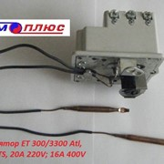 Терморегулятор 3-х фазный для водонагревателя Atlantic фото