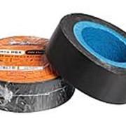 Изолента ПВХ, черная, 19 мм*10 м AIRLINE фото
