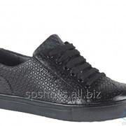 Туфли мужские 161-022, черный фото
