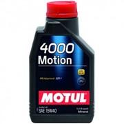 Масло моторное Motul Модель 15W40 4000 MOTION 1L фото