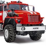 Пожарная автоцистерна АЦ 5,5-40 (5557) фото