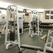 Залы тренажерные фото