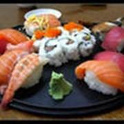 Ресторан японский фото