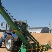 Зернопогрузчик навесной усиленный фото