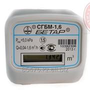 Счетчики газа Бетар СГБМ-1,6 фото