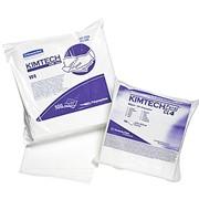 Салфетки (сорбирующий материал CL4) для работы в чистых помещениях, 30,5х30,5см, ПП, (уп 100шт.), № 7605 Kimtech фото