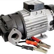 Насос для перекачки дизельного топлива с продолжительным циклом работы AG-90, 12В, 80 л/мин фото