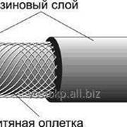 Рукава напорные с нитяным навивочным каркасом длинномерные облегченные фото