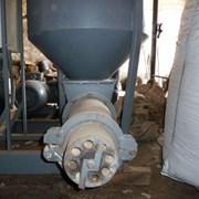 Пресс (экструдер) угольный ЭБ-2000. новый  фото
