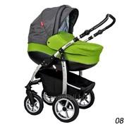 Детская коляска 2 в 1 Verdi Fio 08, Артикул 1102-0091 фото
