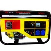 Генератор Бензиновый 3500 P.I.T. P53504B Модель 44 фото