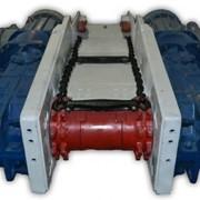 Конвейер скребковый шахтный для транспортирования угля и горной массы по участковым горным выработкам фото