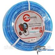 "Шланг для воды 3-х слойный 3/4"", 50м, армированный PVC GE-4076 фото"