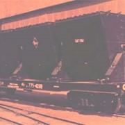 Бункерные вагоны, Вагоны грузовые бункерного типа, Вагон для битума модель 17-494 фото