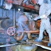 Очистка теплообменников, Восстановление теплообменников. фото