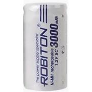Аккумулятор ROBITON 3000MHSC-2 фото