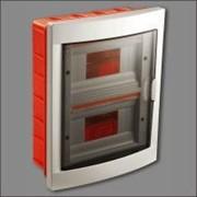 Шкаф монтажный Viko 16 автоматический скрытый фото