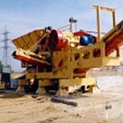 Агрегаты для переработки строительных отходов фото