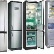 Подключение, ремонт холодильников и морозильных камер, перевес двери фото