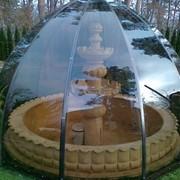 Монолитный поликарбонат 2мм - 12мм лист 2,05м*3,05м произв. г.Казань фото