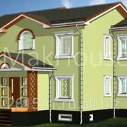 Проект дома Percia 177м2 фото