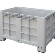 Цельнолитой пластиковый контейнер iBox фото