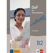 Radka Lemmen DaF im Unternehmen B2 Lehrerhandbuch фото