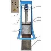 Решетки механические грабельные рейкового типа фото