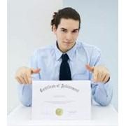 Сертификат ISO 14001 (ИСО 14001) фото