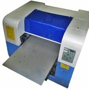 Печатный станок для печати на футболках фото