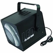 Многолучевой световой прибор - Мощный (EUROLITE FX-300 RGB DMX) фото