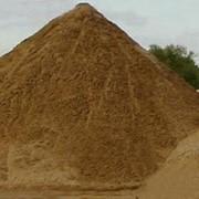 Песок карьерный (мариновский) фото