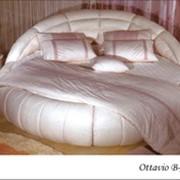 Итальянская круглая кровать Ottavio, купить, Киев, Украина