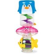 Игрушка для ванны Munchkin Munchkin игрушки для ванны Пирамидка Waterway™ 3 в 1 6+ фото
