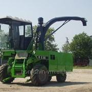Комбайн кормоуборочный MARAL-125 E281 фото