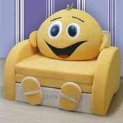 Детский диван Смайлик фото