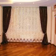 Французские шторы и гардины. Изготовление на заказ. фото