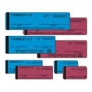 Номерное сигнальное устройство-наклейка (СУ-наклейка) СКР фото