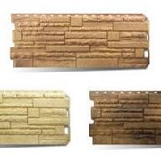 Фасадные панели коллекция Скалистый камень обладает выразительным рельефом и богатой цветовой палитрой (декоры: Альпы, Алтай, Кавказ, Памир, Тибет). Данные панели можно использовать для оформления фасадов и интерьеров. фото