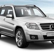 Машины внедорожники, Mercedes-Benz GLK Class фото