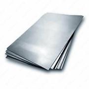 Плоский лист Цинк 0,4 мм фото