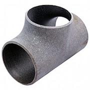 Тройник 42,4х4 (42,4-4) стальной 09Г2С ГОСТ 17375 фото
