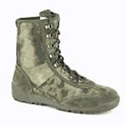 "Ботинки ""КОБРА"" модель 12232 (мох)оливковый A-TACS FG фото"