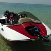 "Моторная лодка KR-350 LX ""Kruz-350 Люкс"" фото"