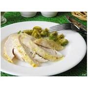Доставка диетических блюд - Куриная грудка с овощами (г) фото