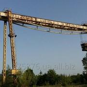 Кран козловой КС-32-32Б фото