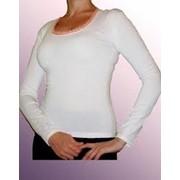 Трикотажная блузка фото
