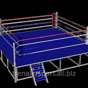Ринг боксерский переносной фото